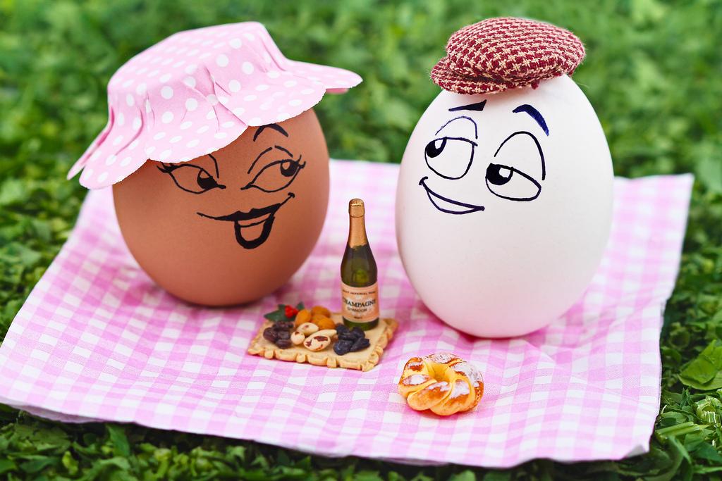 Днем рождения, яйца их картинки смешные