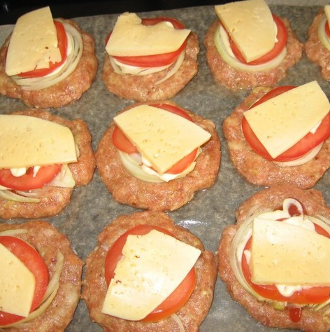 Сыр и фарш что приготовить в духовке