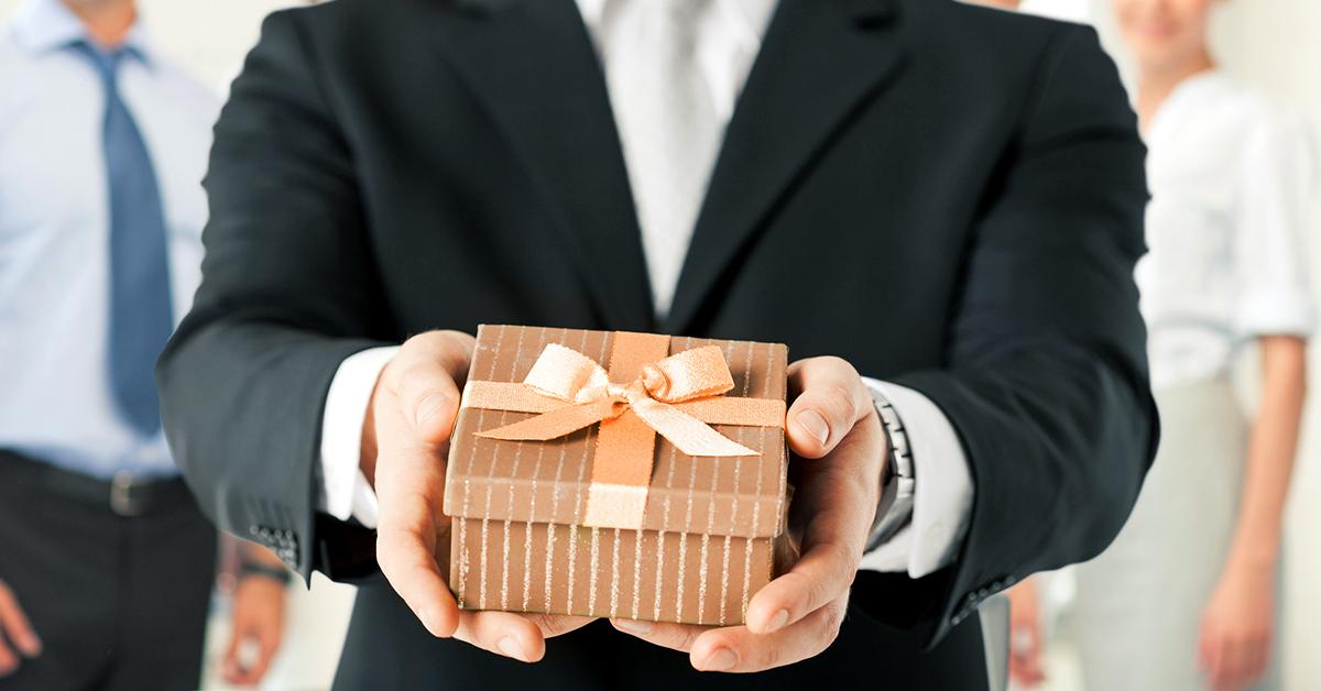 Подарок в день рождения деловой женщине 263
